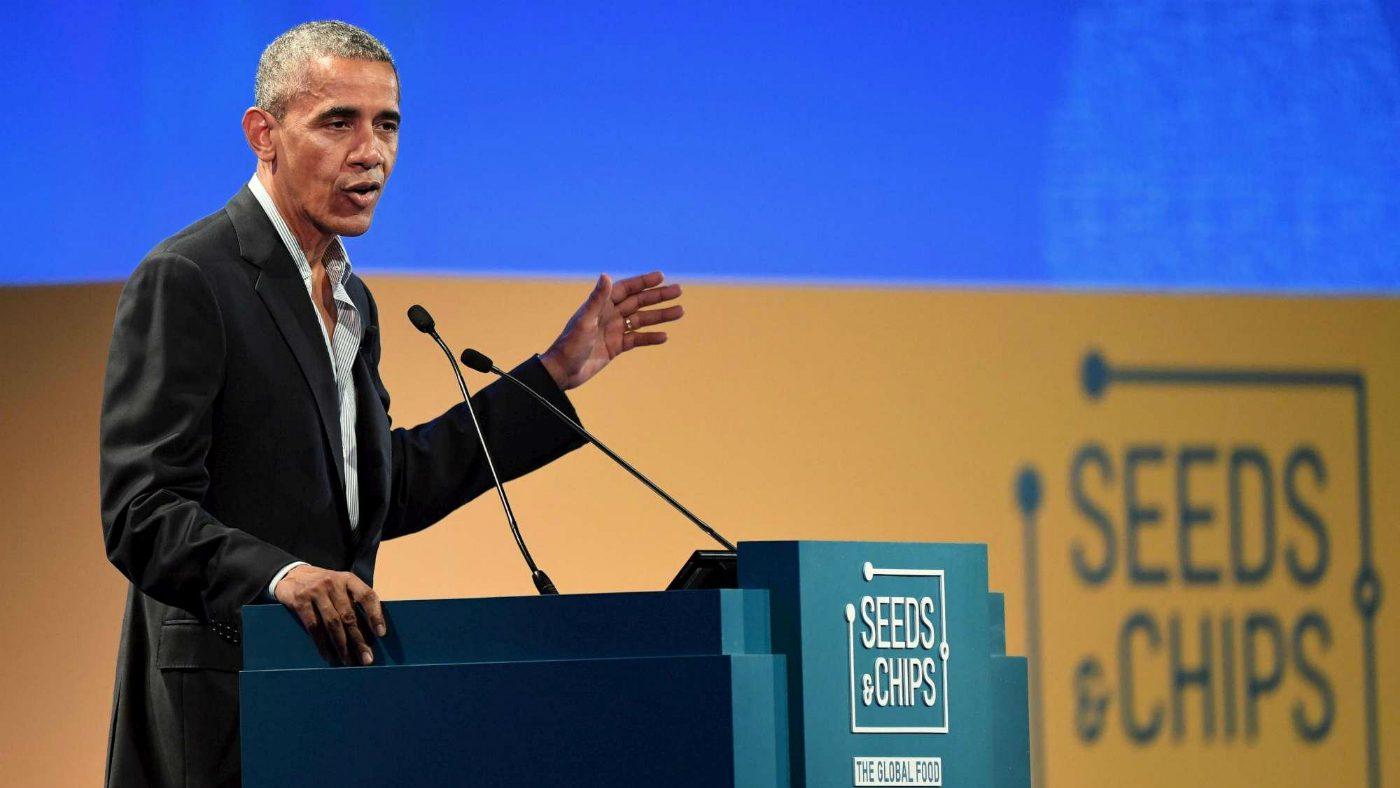 milano news Barack Obama e il futuro del pianeta