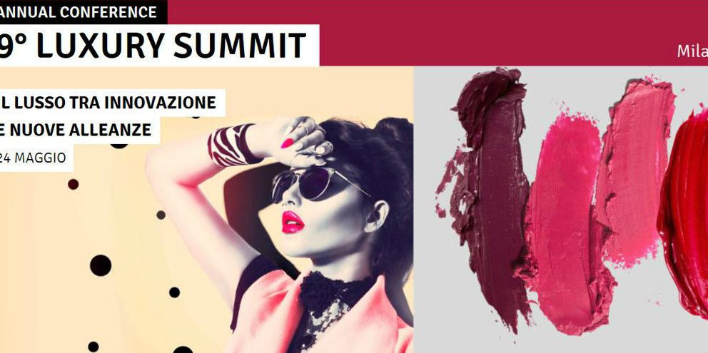 CARLO CAPASA AL LUXURY SUMMIT 2017