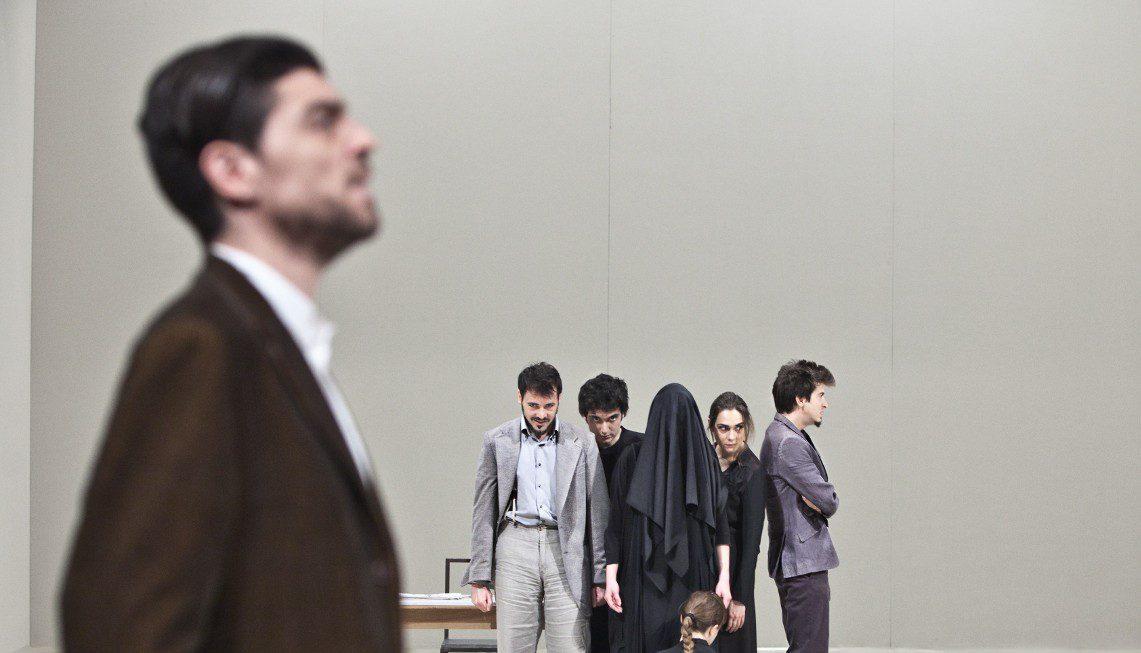 teatro: tornano al piccolo i sei personaggi di pirandello riletti da ronconi
