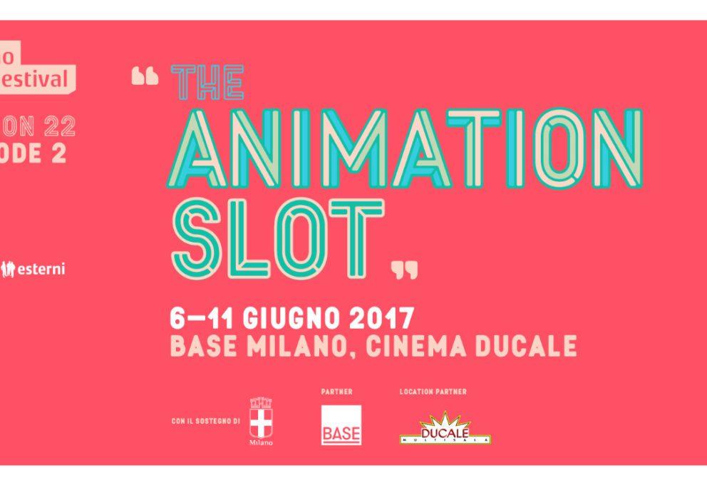MILANO FILM FESTIVAL: THE ANIMATION SLOT
