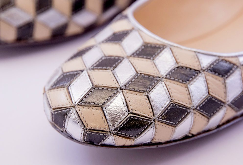 """ITALIAN SHOES, EUROPEAN FOOTPRINT"", CALZATURE ITALIANE DA TUTELARE"