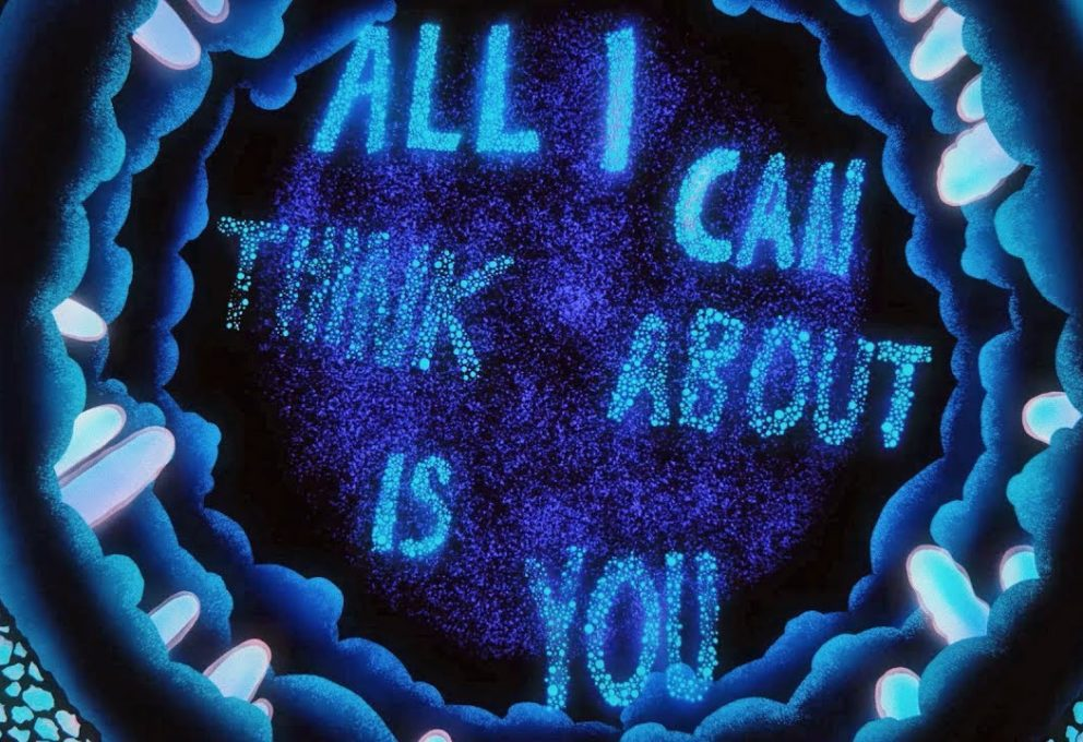 COLDPLAY, ALL I CAN THINK ABOUT IS YOU: IL VIDEO VISIONARIO