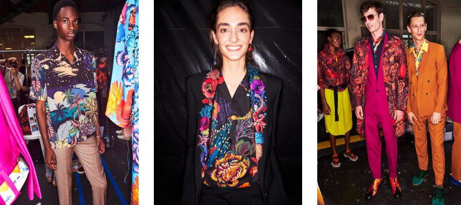 Moda: La passerella di Paul Smith P/E 2018. L'Oceano ha ispirato lo stilista britannico