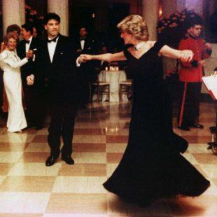 Moda: Lady Diana è ancora un'icona di stile. L'abito indossato alla Casa Bianca
