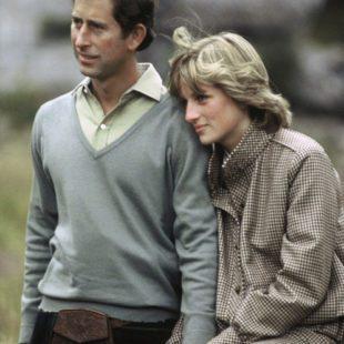 Moda: Lady Diana è ancora un'icona di stile. In viaggio di nozze