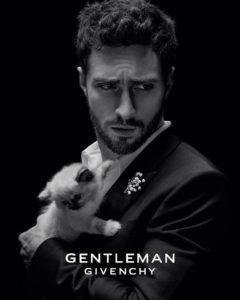Lifestyle: Givenchy reinterpreta la celebre fragranza Gentlemen. La campagna pubblicitaria