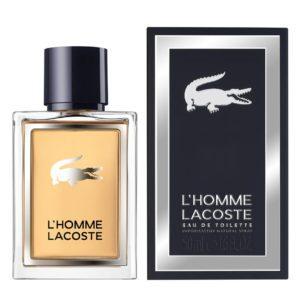 Lifestyle: Lacoste lancia la nuova fragranza L'Homme. Il design del flacone