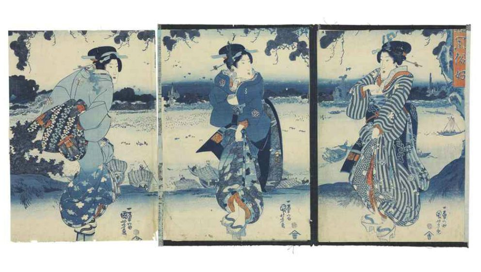KUNIYOSHI: IL VISIONARIO DEL MONDO FLUTTUANTE A MILANO