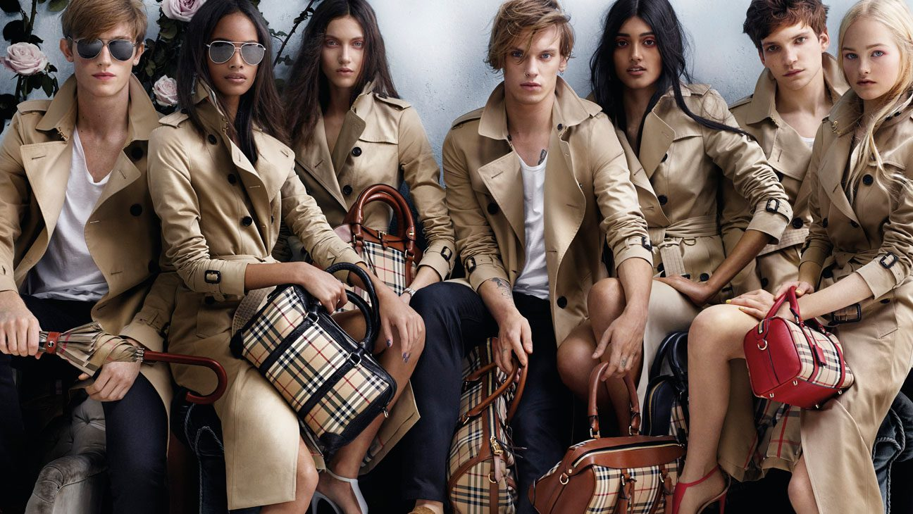 Mame Fashion Dictionary Burberry