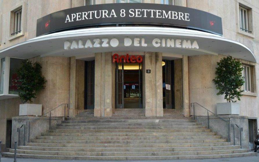 CINEMA ANTEO, IL NUOVO PALAZZO A MILANO