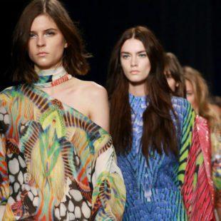 Settimana della moda parte a Milano