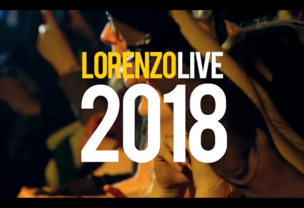 JOVANOTTI TOUR 2018: COME TROVARE BIGLIETTI GRATIS