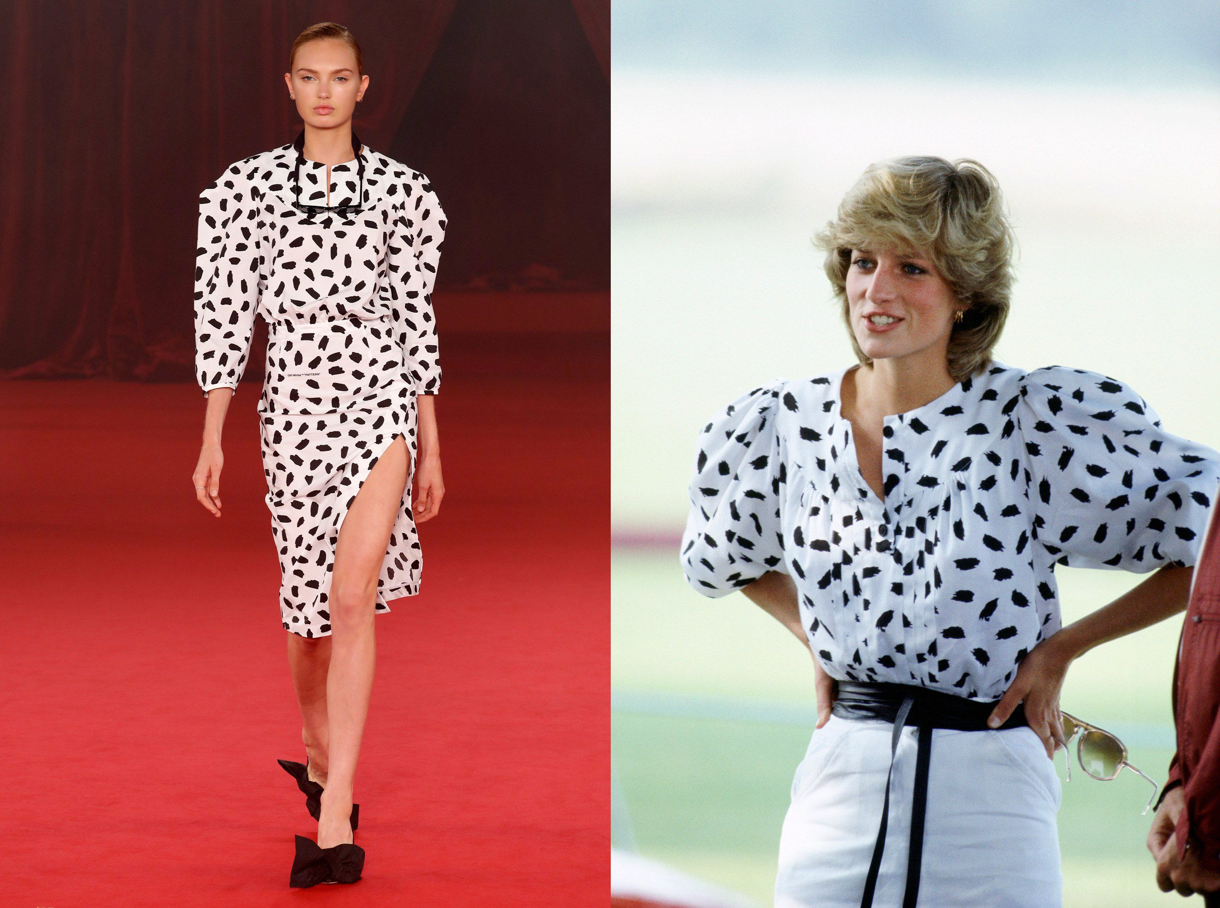 SS18 Paris Fashion Week. Off White