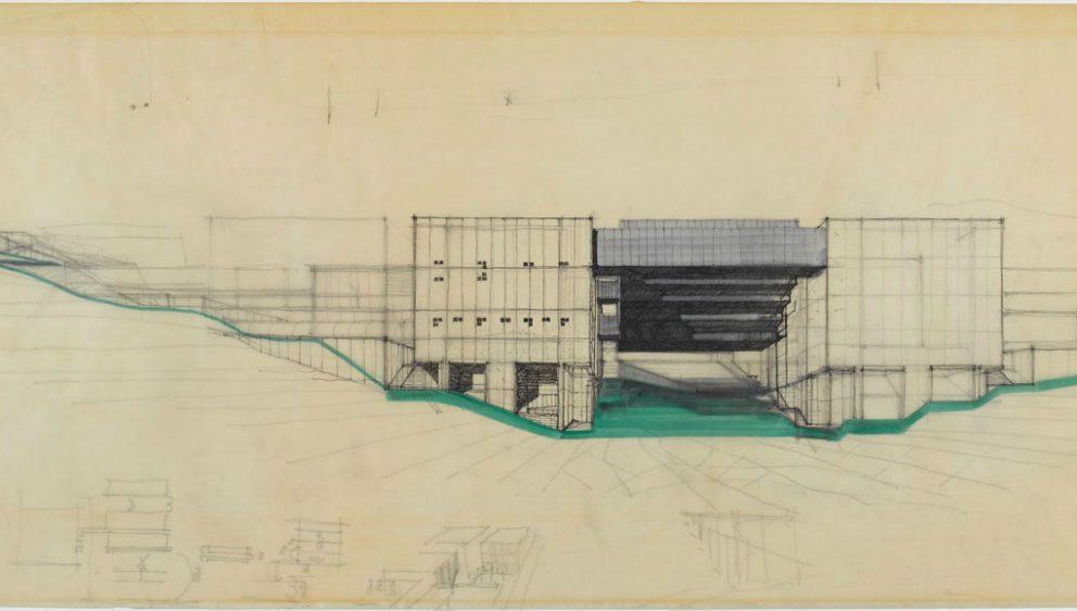 GREGOTTI: IL TERRITORIO DELL'ARCHITETTURA 1953-2017