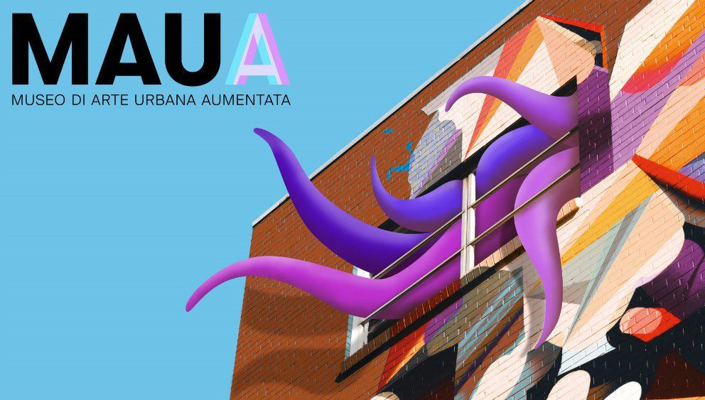 MAUA: APRE IL MUSEO DI ARTE URBANA AUMENTATA
