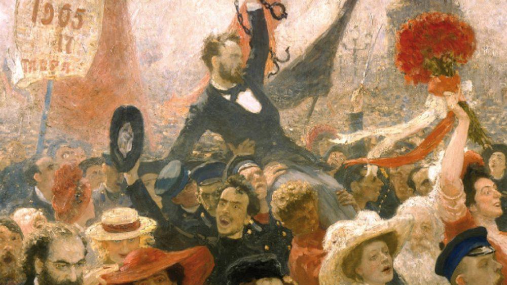 Arte: Revolutija da Chagall a Malevich da Repin a Kandinsky