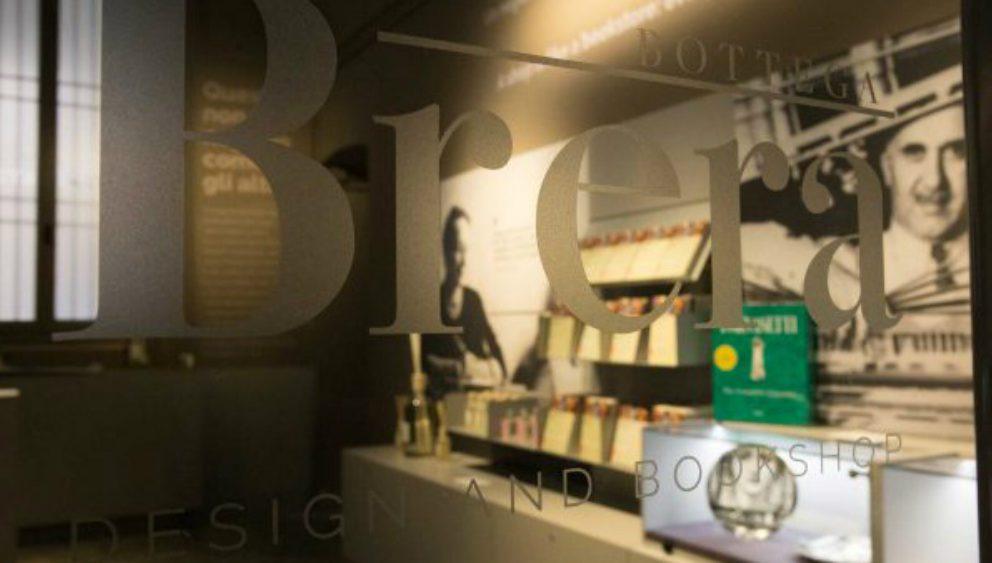 BOTTEGA BRERA: IL NUOVO MUSEUM SHOP