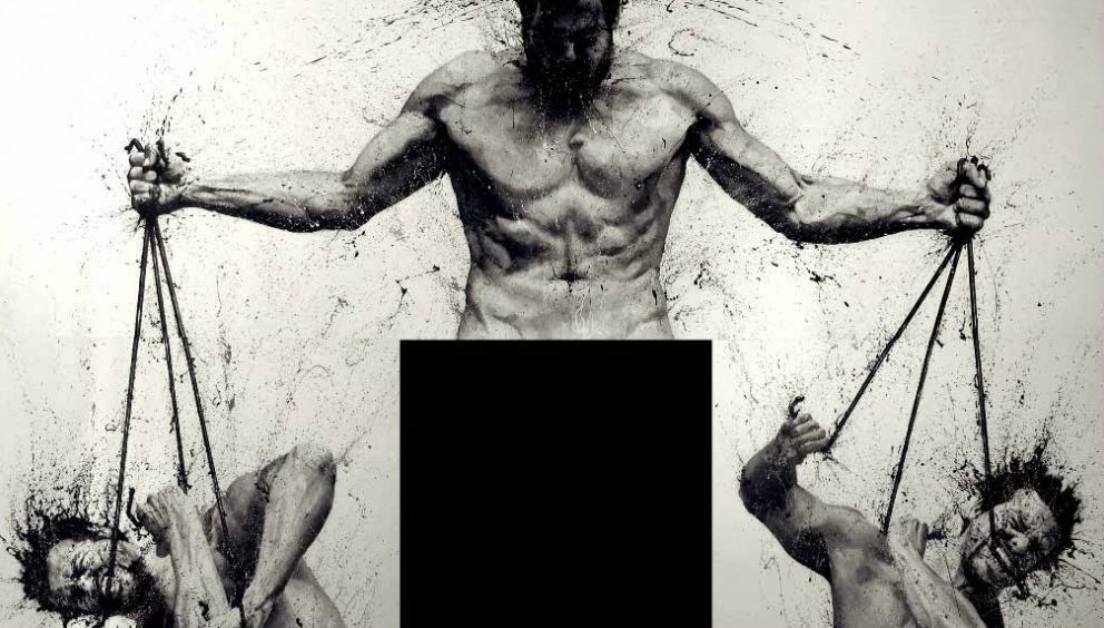 PAOLO TROILO: L'ARTISTA CHE DIPINGE CON LE DITA