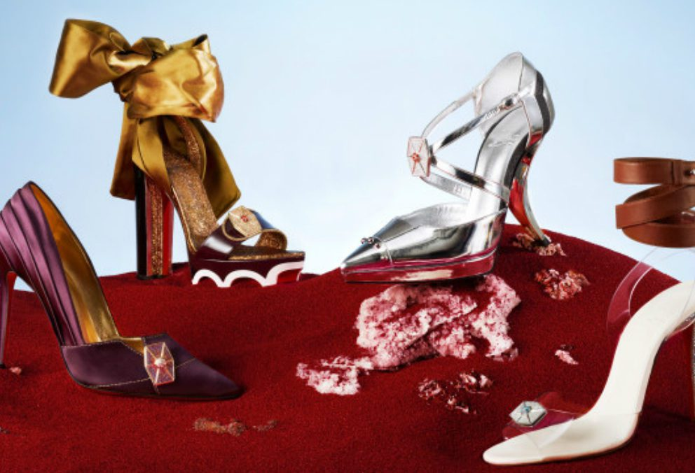 CHRISTIAN LOUBOUTIN, UNA CAPSULE COLLECTION PER STAR WARS
