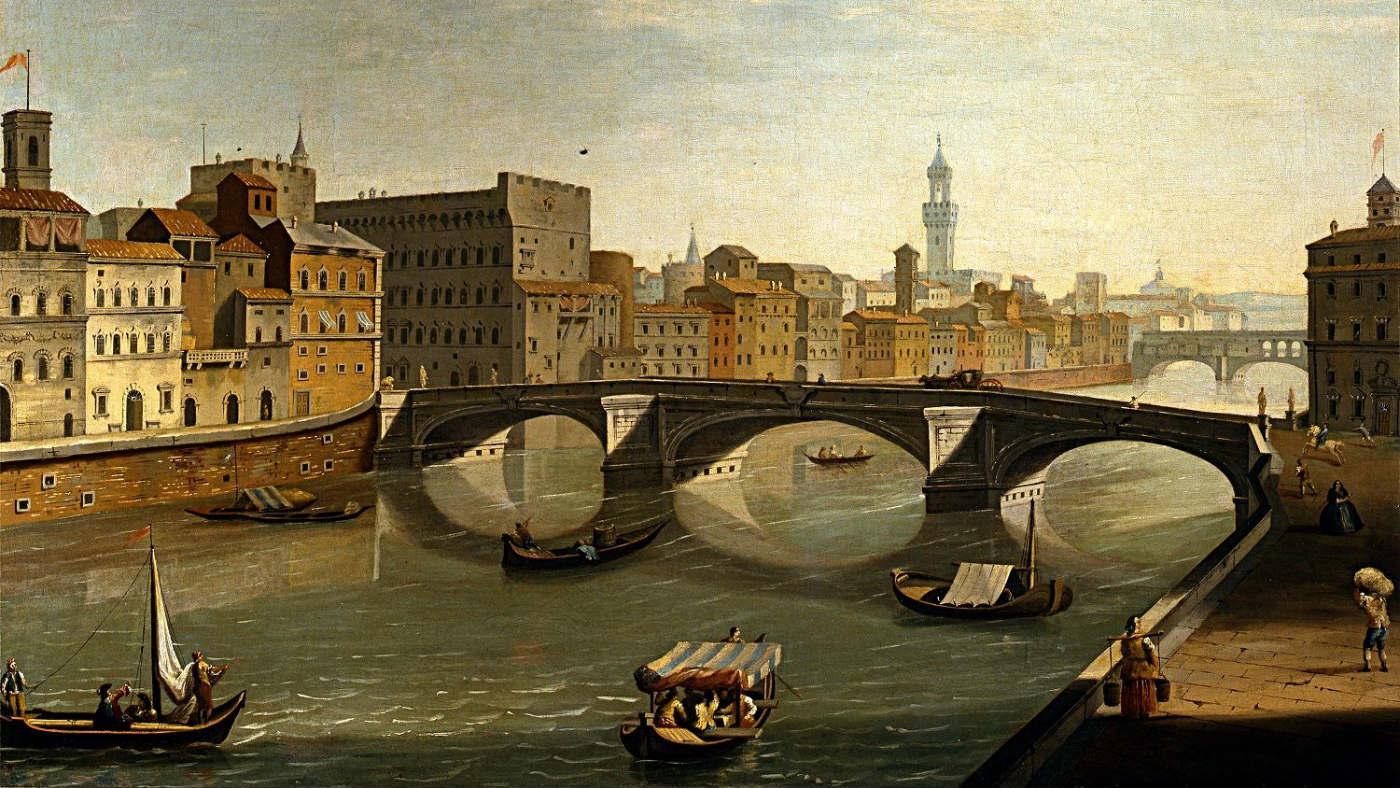 Mam-e Arte: Il Settecento una selezione a Palazzo Pitti