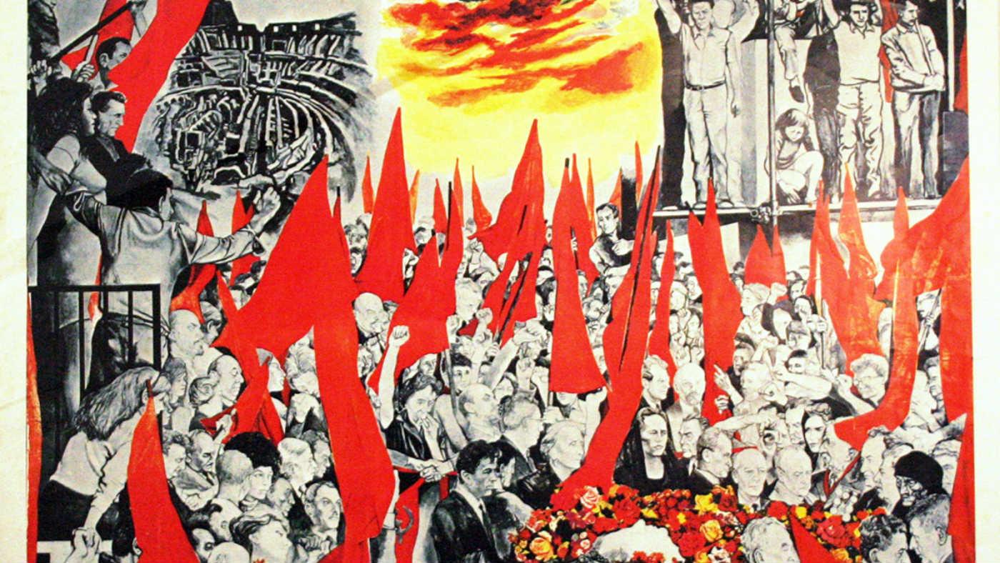 Mame Arte: Renato Guttuso l'arte del '60 cinquanta anni dopo