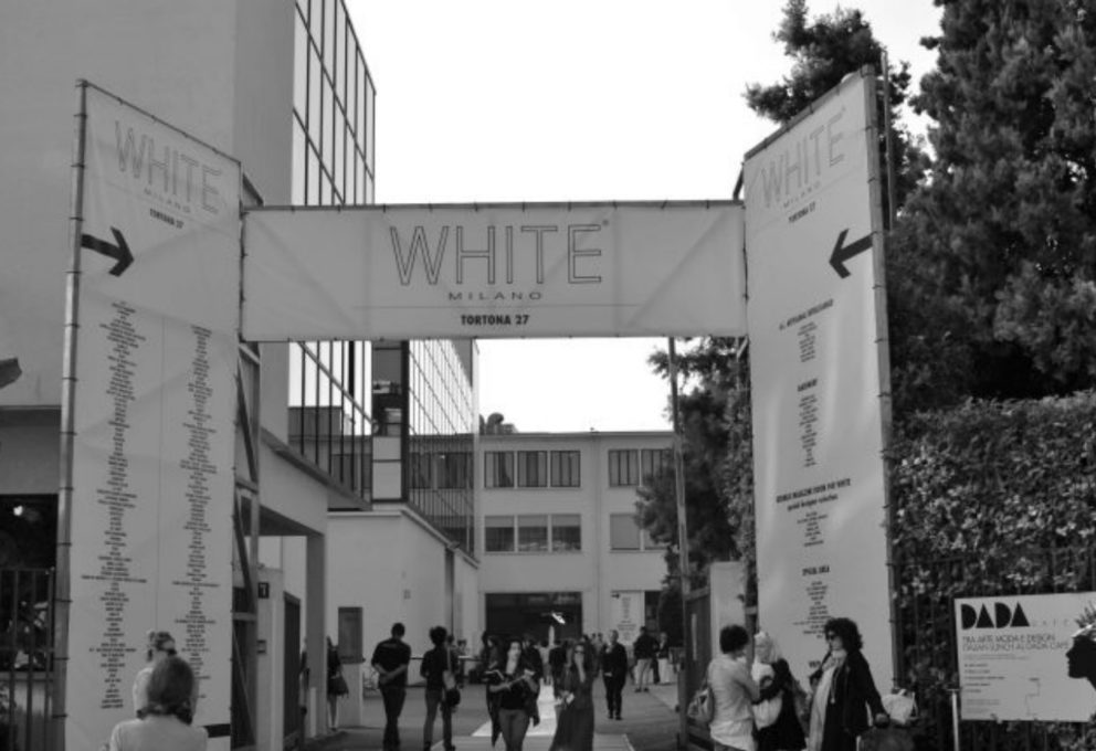 WHITE: NUOVA LOCATION IN VIA TORTONA