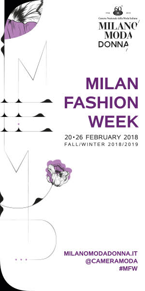 Mame Promo: Milan Fashion Week February 2018