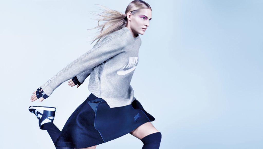 Mame moda: Sacai è entrata nel Dizionario della Moda: Collaborazione con Nike