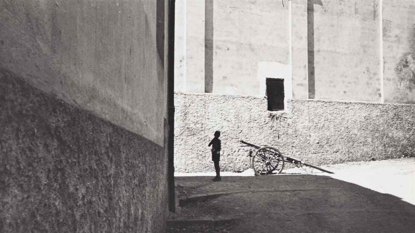 Mame Arte: Mole Vanvitelliana ad Ancona Henri Cartier Bresson