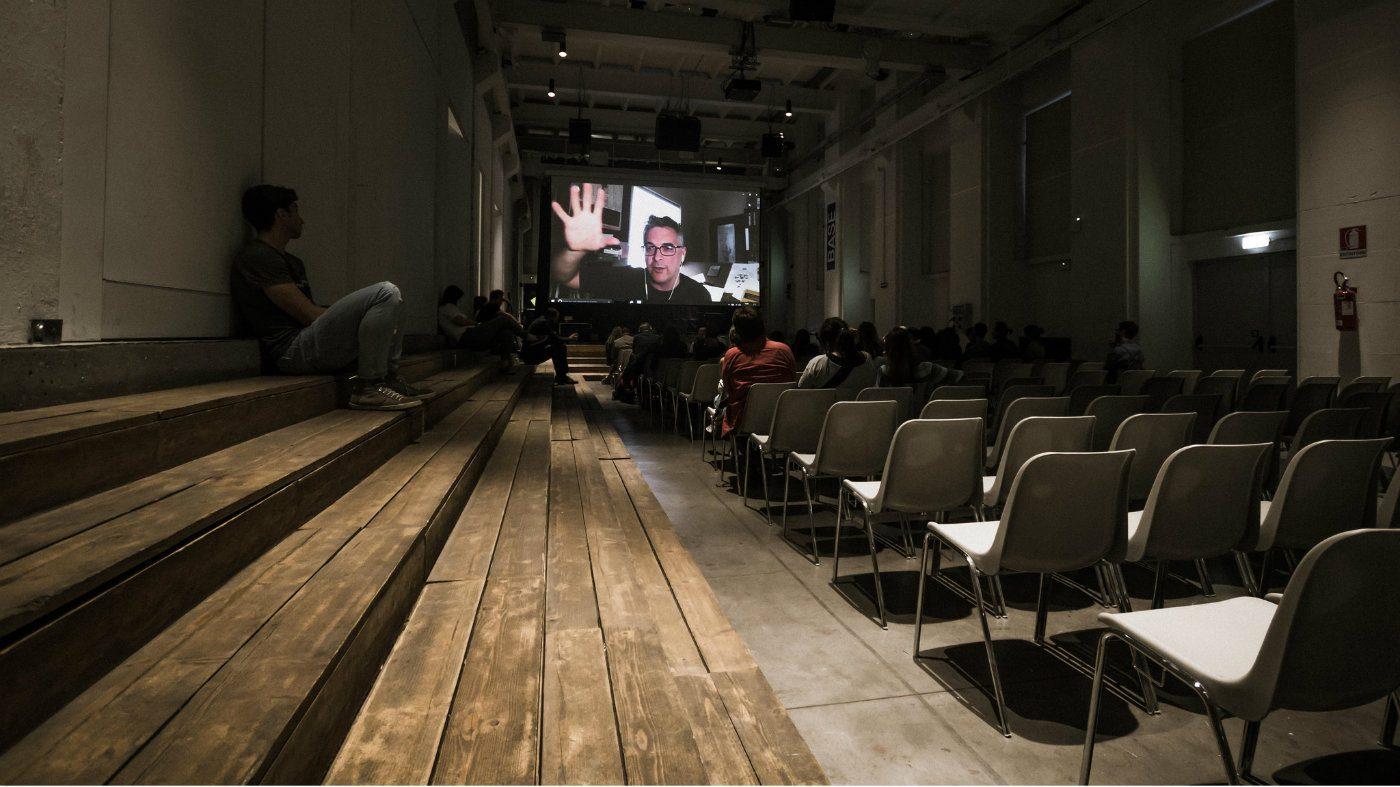 Mame Cinema: Ultrareal World al BASE Milano Doc 360°