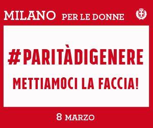 Mame promo: Parità di genere, Milano per le donne