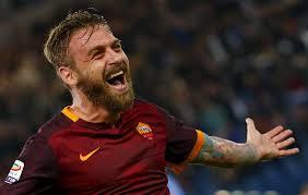 mam-e sport champions league una roma eccezionale de rossi
