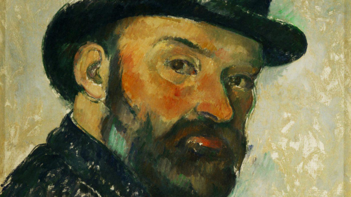 Mame Arte: Ritratti di una vita Cezanne al cinema