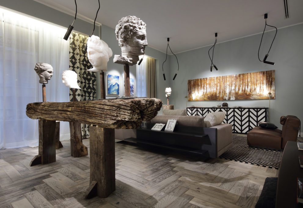 SALVIONI DESIGN SOLUTIONS: IL NUOVO SHOWROOM