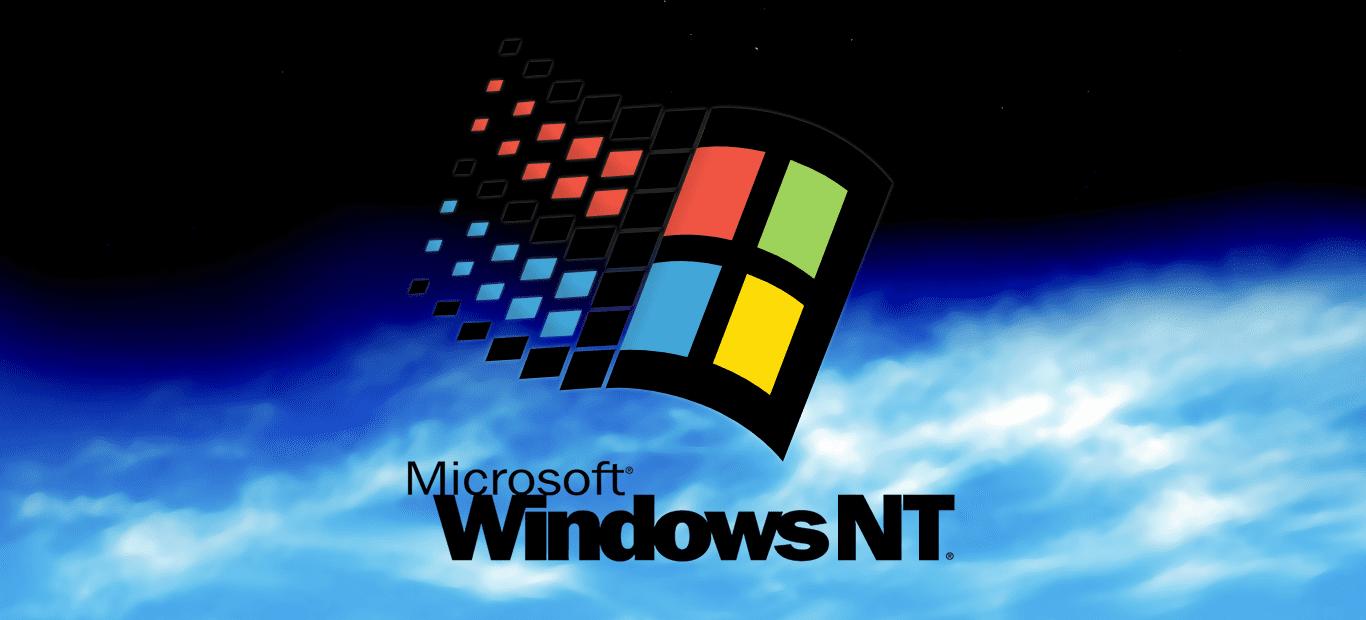 24 MAGGIO 1993 E LA NASCITA DI WINDOWS NT