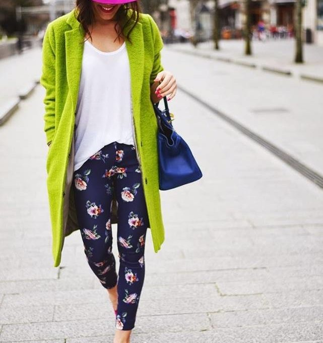 Outfit giocoso