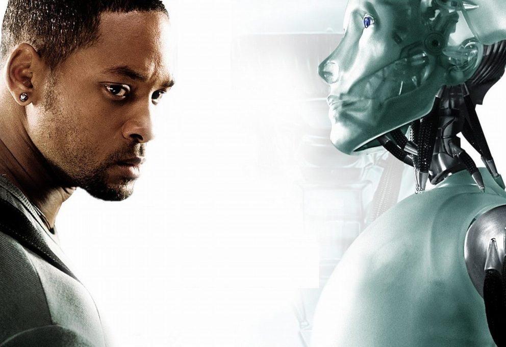 mame cinema IO, ROBOT - STASERA IN TV IL CAPOLAVORO DI ASIMOV will e robot