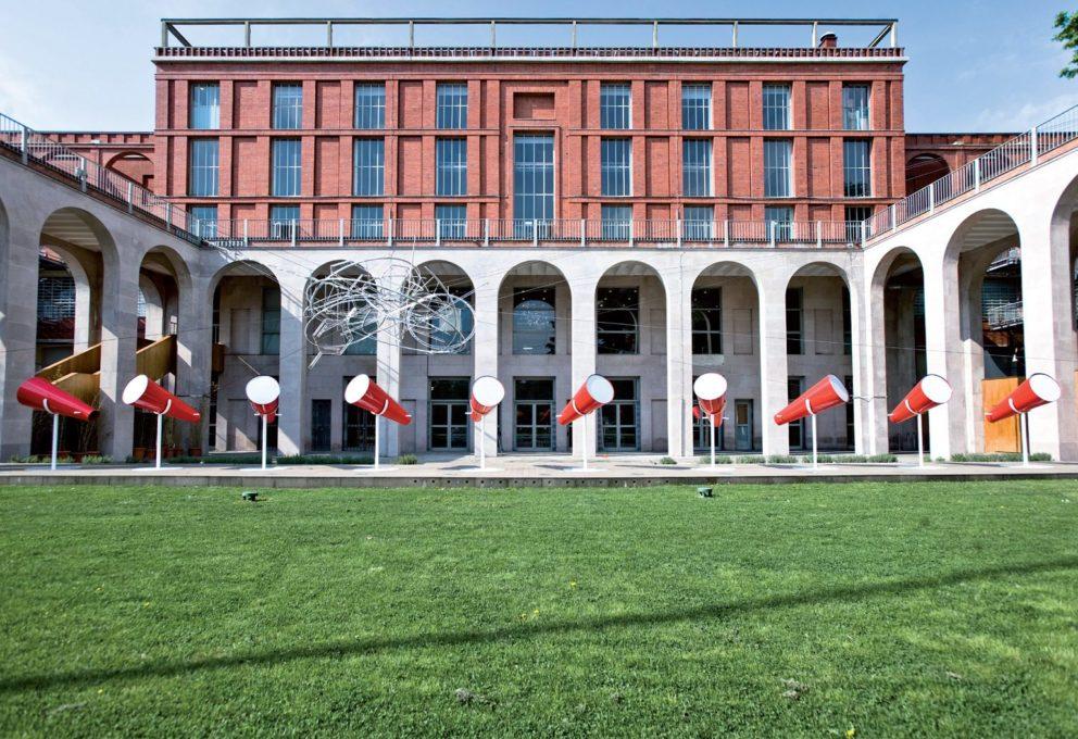 BEST ITALIAN INTERIOR DESIGN: TRIENNALE DI MILANO