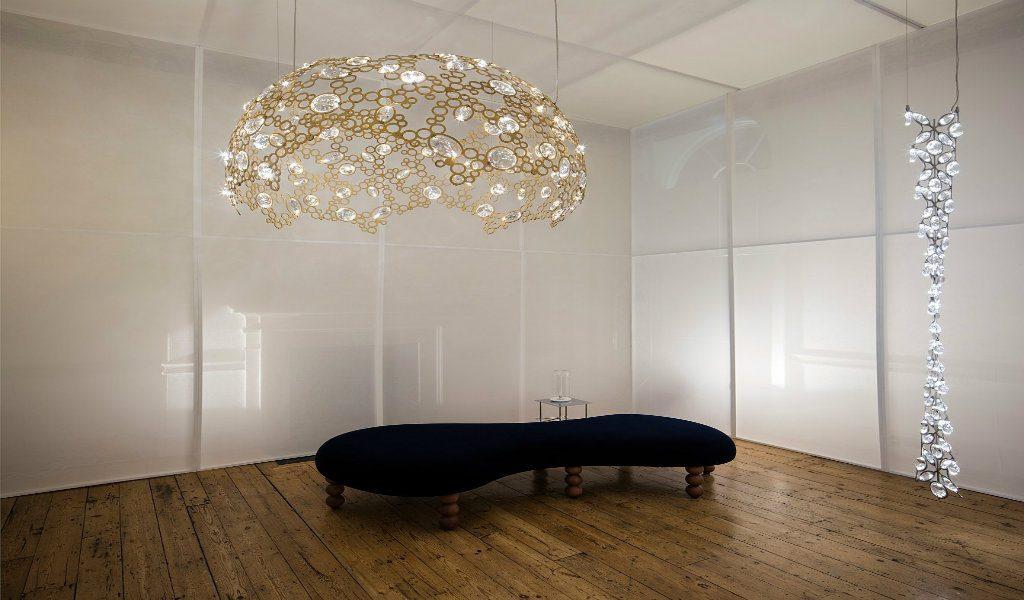 mame design SWAROVSKI-DESIGN MIAMI I DESIGNER DEL FUTURO cristalli