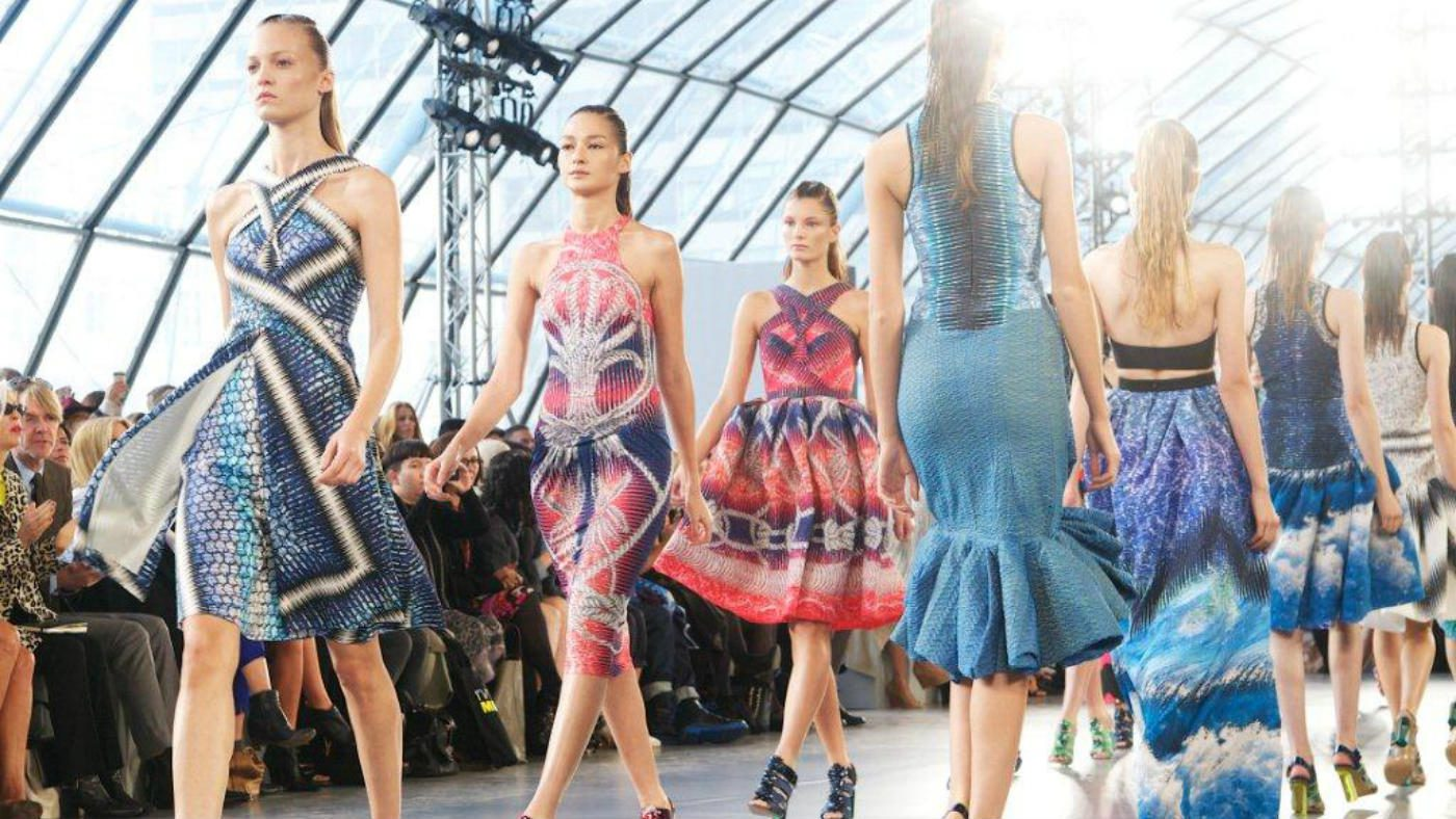 Mame Moda Fashion Trust il debutto italiano dell'attesissimo progetto. Peter Pilotto