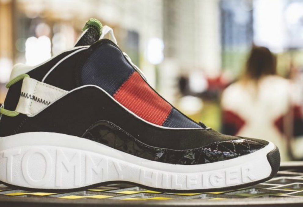 TOMMY HILFIGER FLY SNEAKERS, RITORNANO I '90