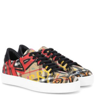 mame moda tutte pazze per le sneakers, must have 2018. Burberry