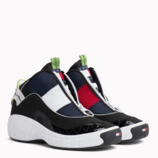 Mame Moda Tutte pazze per le sneakers, must have 2018. Tommy Hilfiger