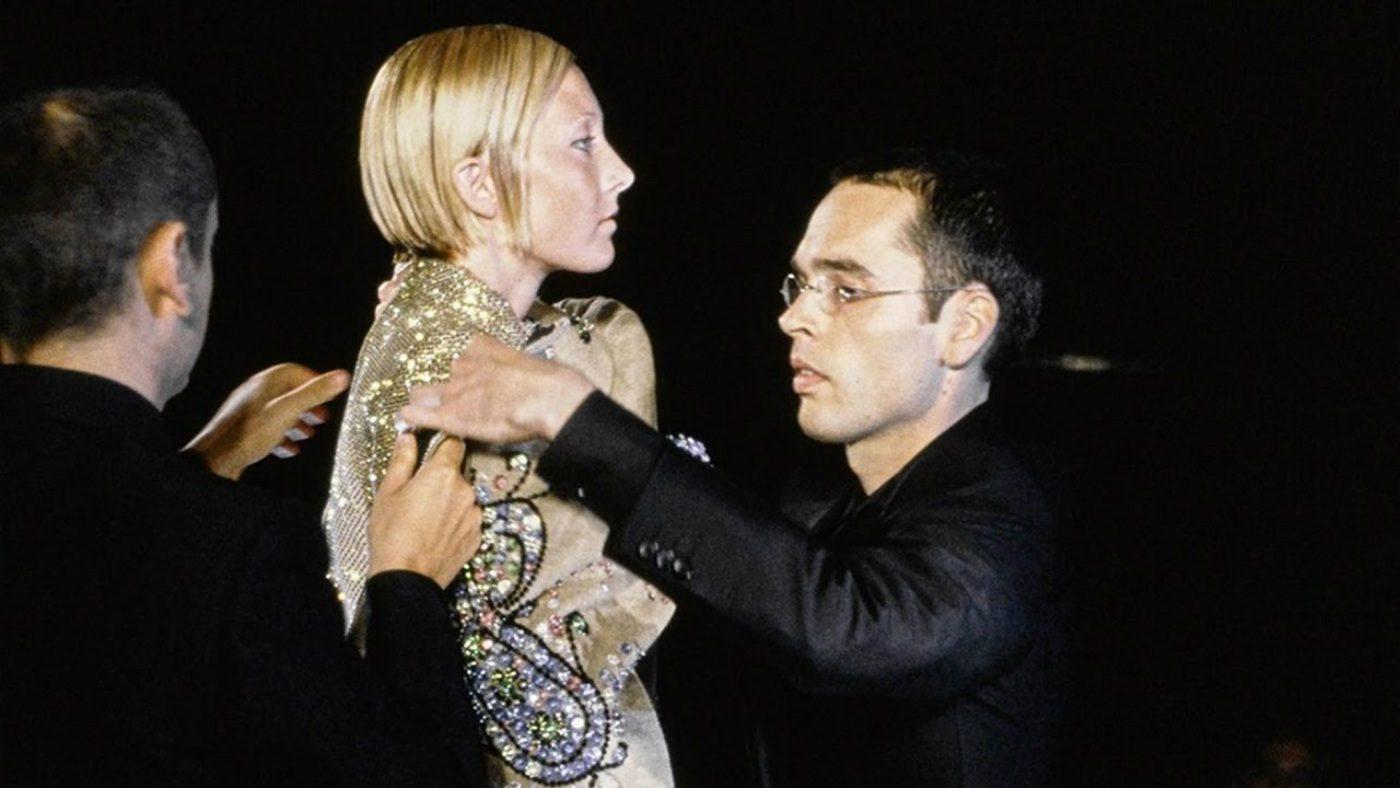 Mame Moda Viktor & Rolf, la mostra a Rotterdam. Performance 1999