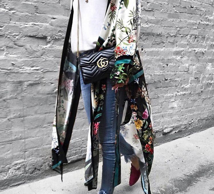 Outfit kimono