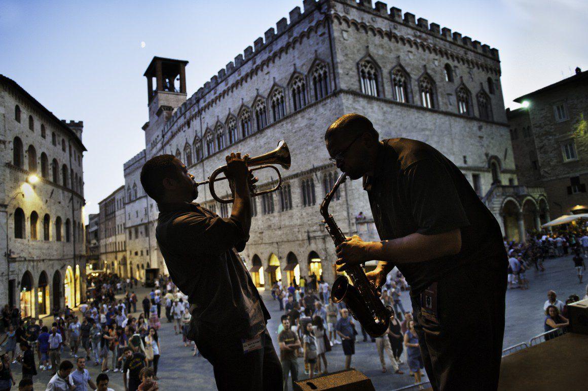 mam-e eventi AL VIA L'UMBRIA JAZZ FESTIVAL 2018 sassofoni