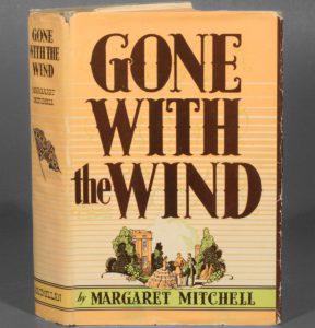 mam-e libri 30 GIUGNO 1936 VIENE PUBBLICATO VIA COL VENTO copertina