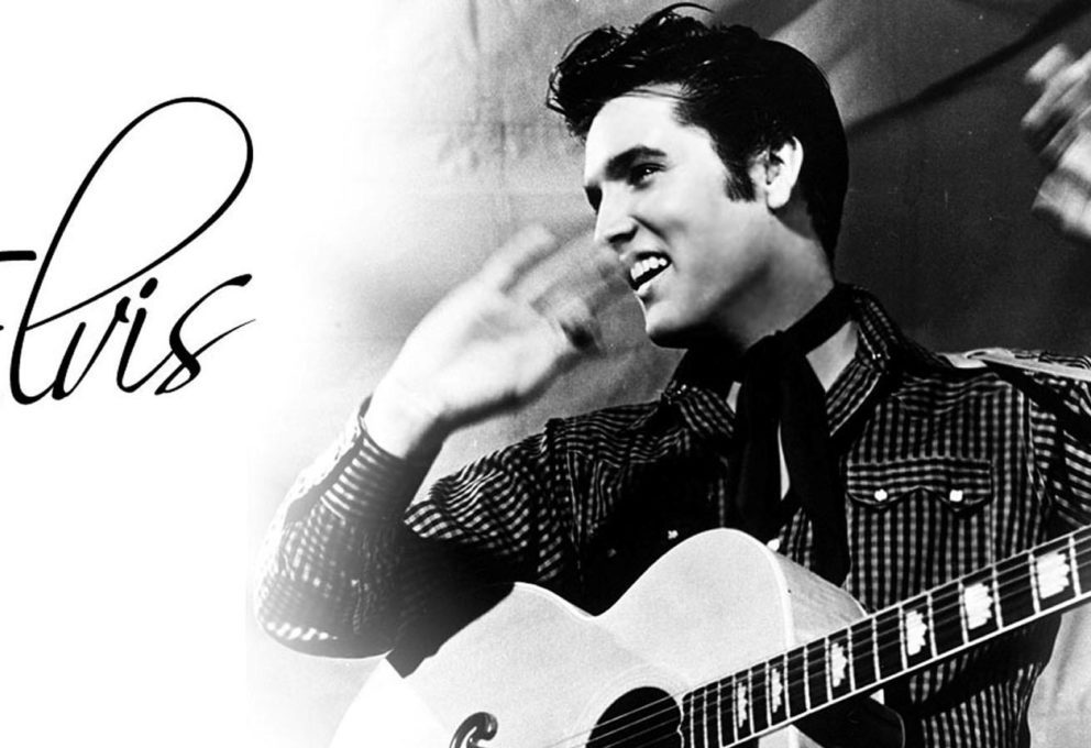 ELVIS PRESLEY L'INDISCUSSO RE DEL ROCK
