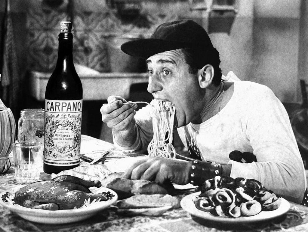 mame cinema ALBERTO SORDI - VOLTO DELLA COMMEDIA ALL'ITALIANA un americano a roma