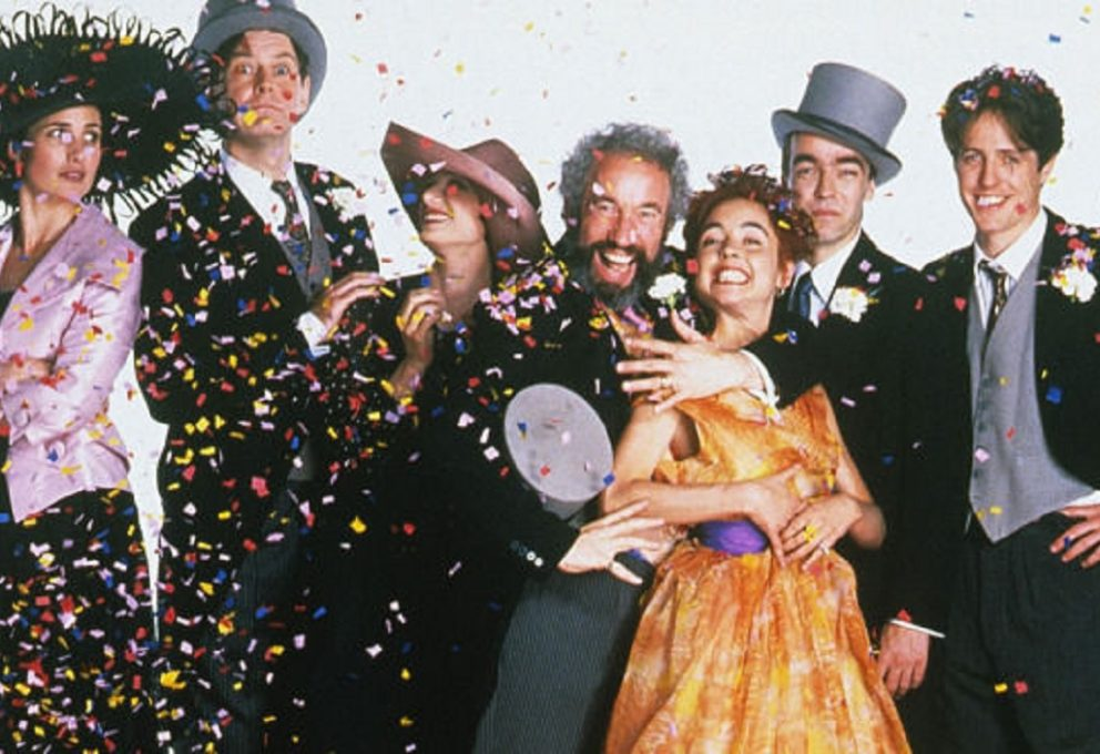 mame cinema QUATTRO MATRIMONI E UN FUNERALE - STASERA IN TV evidenza